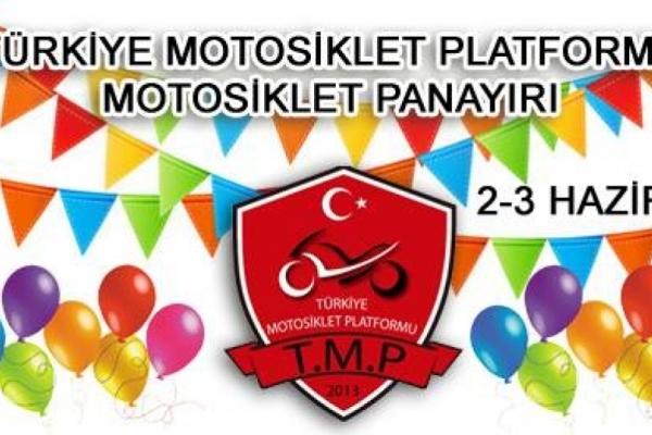 2.TMP Motosiklet Panayırı