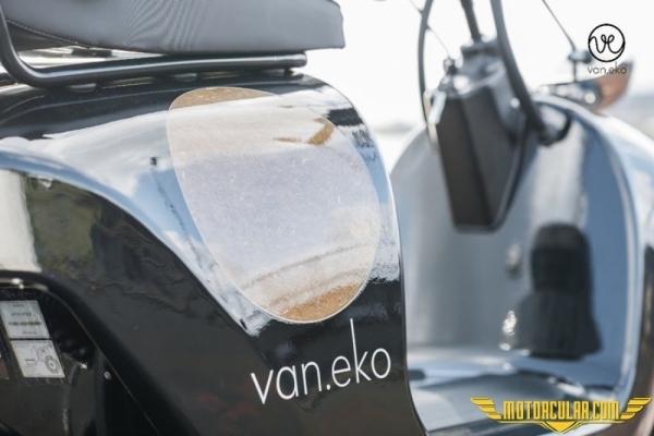 Van Eko Be.e www.motorcular.com