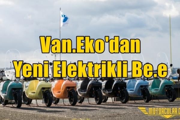 Van.Eko'dan Yeni Elektrikli Be.e