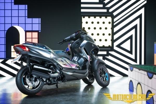 Yamaha 3CT Konsepti Tanıtıldı