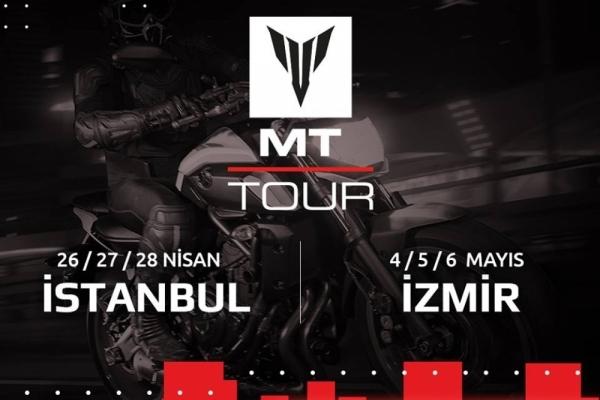 Yamaha MT Tour İstanbul