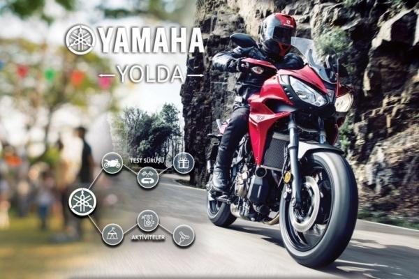 Yamaha Yolda - İzmir