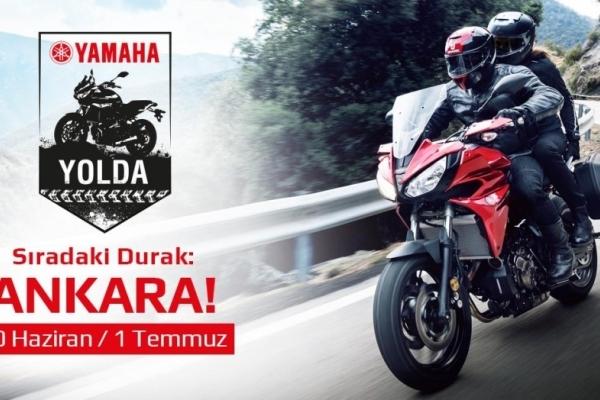 Yamaha Yolda - Ankara
