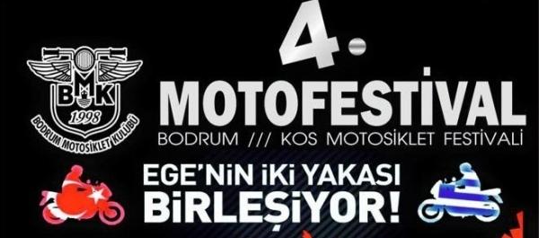 4. Bodrum / Kos Motosiklet Festivali