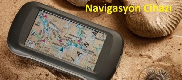 Garmin Montana 650 Navigasyon Cihazı