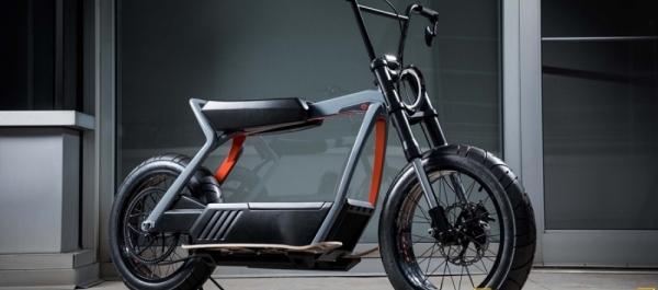 Harley-Davidson'dan Elektrikli Scooter