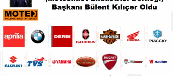 Yeni Dönem MOTED (Motosiklet Endüstrisi Derneği) Başkanı Bülent Kılıçer Oldu