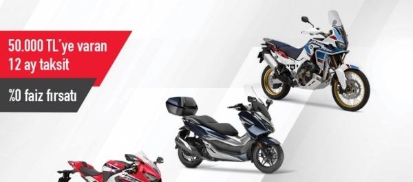 Honda Fuar Kampanyası Devam Ediyor