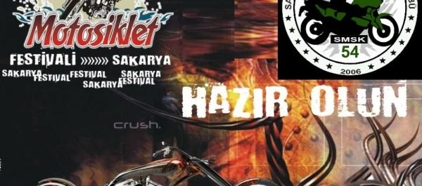 Sakarya Motosiklet Festivali 11-13 Ağustos 2017