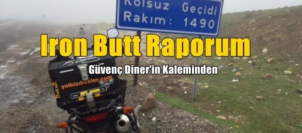 Iron Butt Raporum 4 Nisan 2015