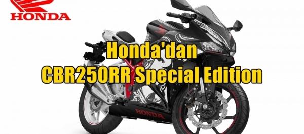 Honda'dan CBR250RR Special Edition