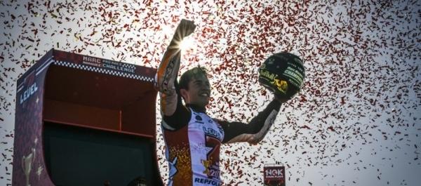 Marc Marquez Şampiyon Oldu