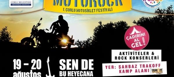 1. Çorlu Motosiklet Festivali, 19-20 Ağustos 2017