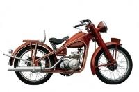 Honda Dream Type D 1950