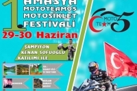 1. Amasya Motofest