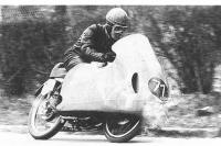 KTM 125cc DOHC Apfelbeck - 1956
