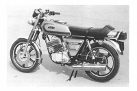 KTM Comet GP 125 RS -1975