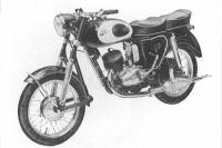 KTM Trophy 125cc - 1957