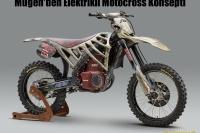 Mugen'den Elektrikli Motocross Konsepti