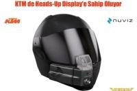 KTM de Heads-Up Display'e Sahip Oluyor
