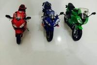 maket model motosiklet diecast hediyelik oyuncak lisanslı