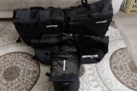 3 set çanta