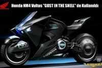 Honda NM4 Vultus 'GOST IN THE SHELL' 'de Kullanıldı
