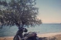 SAHİBİNDEN GRİ YAMAHA X-CITY 250