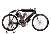 Indian Racer 1908