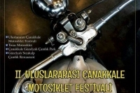 II. Uluslararası Çanakkale Motosiklet Festivali, Çanakkale 9-13 Ağustos 2017