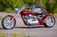 Lorgano Griffon Custom Bike 2018