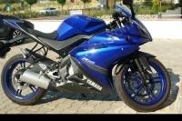 TÜRKİYE'NİN EN TEMİZ YZF 125'i RACE BLUE