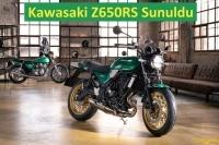 Kawasaki Z650RS Sunuldu