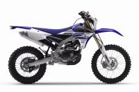 Yamaha - YZ 250 F 60. Yıl