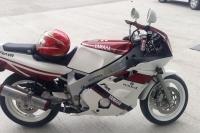 1991 model yamaha fzr