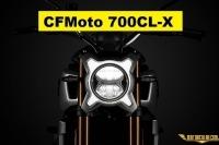 CFMoto 700CL-X Fotoğrafları Paylaşıldı
