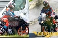 2020 KTM RC390 Görüntülendi
