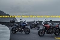 Yamaha Kasko'da Yüzde 50'ye Varan Fiyat Avantajı