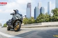 Eu5 Uyumlu Tmax Tech Max İle Güvenli, Konforlu Ve Çevreci Sürüş