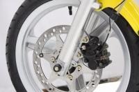Motosiklette Temel Patlak Lastik Bilgileri I