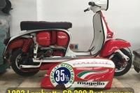 1993 Lambretta GP 200 Restorasyonu