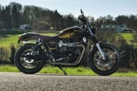 Triumph Bonneville Gold Edition