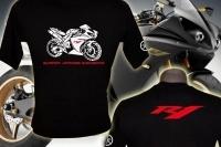 motorcu tişörtleri hrc fireblade cbr hayabusa suzuki r1 r6 ninja