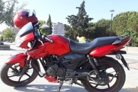 TVS APACHE 150 CC İLK SAHİBİNDEN