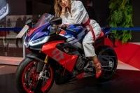 Aprilia RS660 MotoGP Pistinde Test Edildi