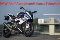 BMW Aktif Aerodinamik Kanat Teknolojisi Geliştiriyor