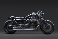 Moto Guzzi Modified By Venier Customs