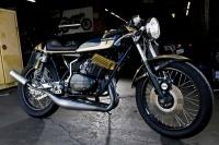 1975 Yamaha RD350 Goldhead
