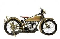 Harley Davidson BA350 1927