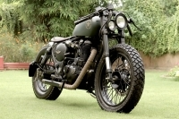 Royal Enfield 500cc Classic Customs